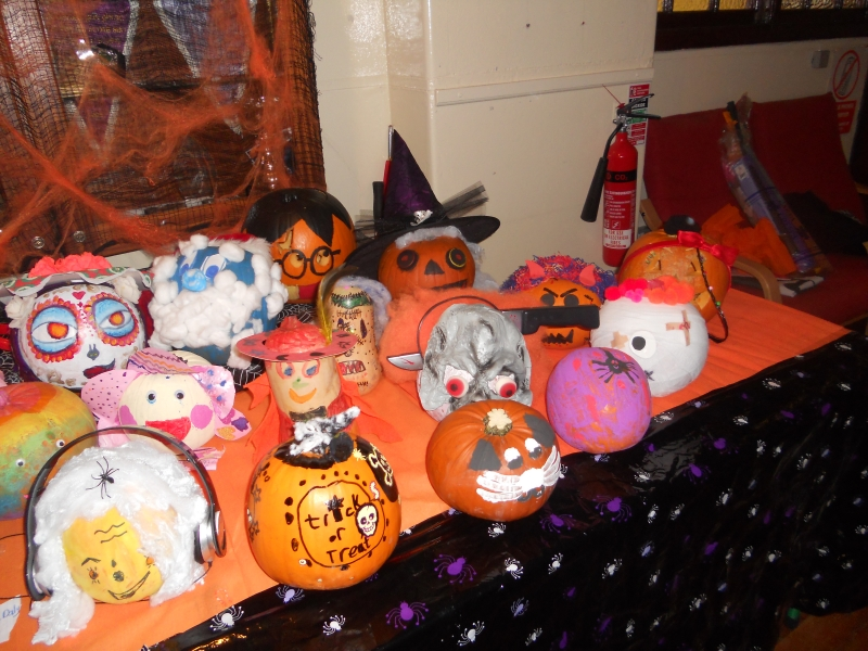 Halloween Pumkin Competition 2016 002