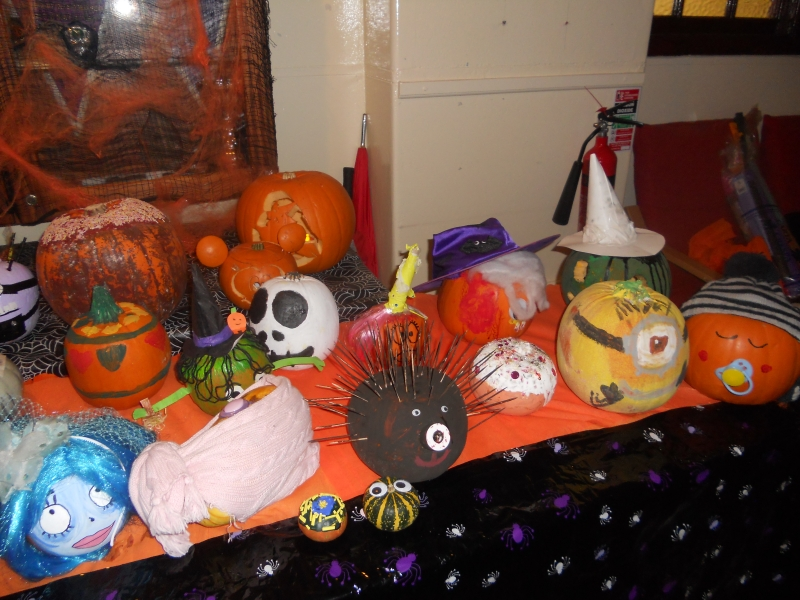 Halloween Pumkin Competition 2016 007