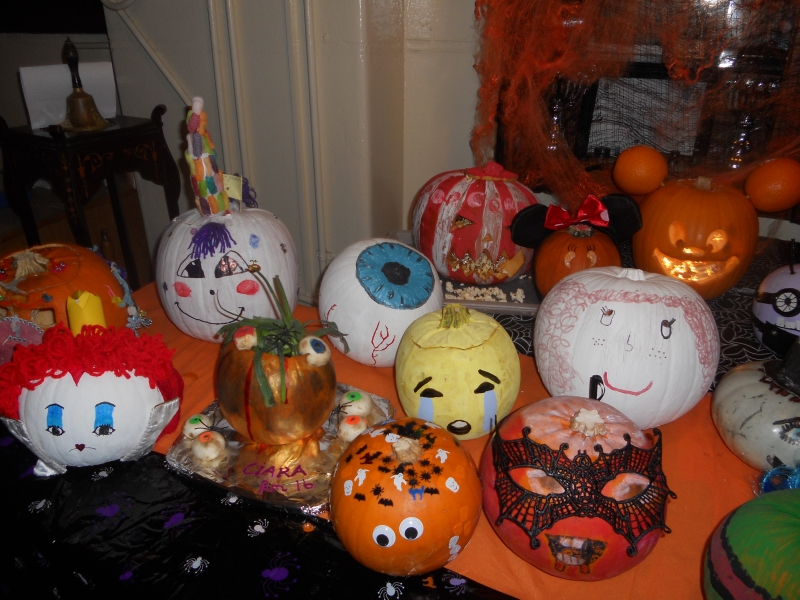 Halloween Pumkin Competition 2016 009