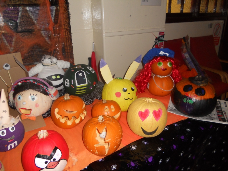 Halloween Pumkin Competition 2016 011