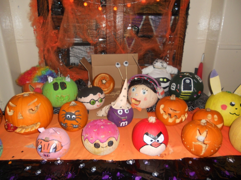 Halloween Pumkin Competition 2016 013