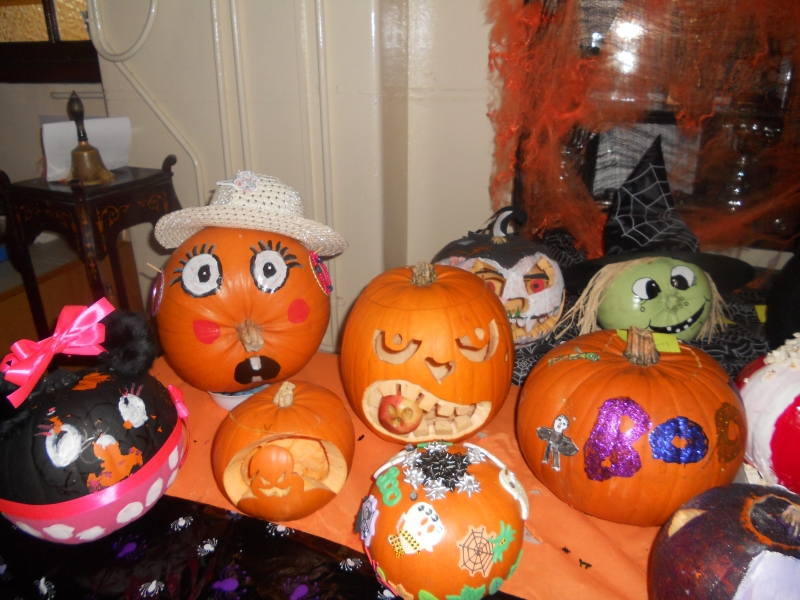 Halloween Pumkin Competition 2016 015