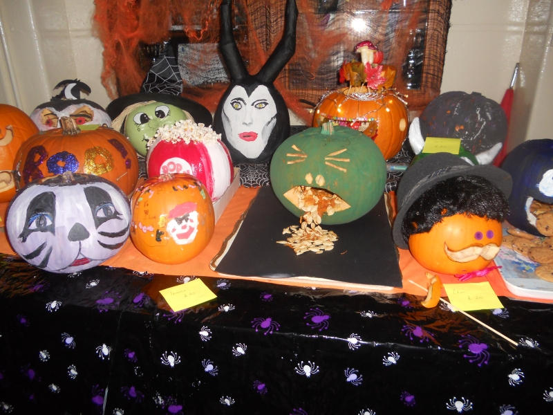 Halloween Pumkin Competition 2016 017