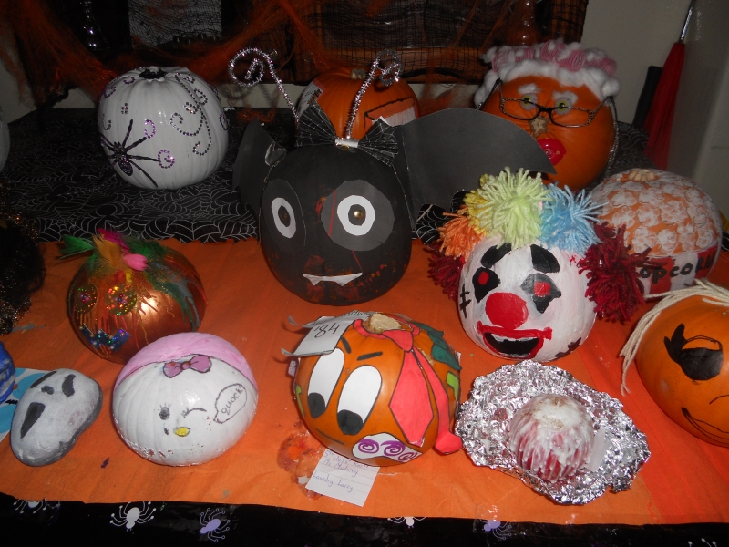 Halloween Pumkin Competition 2016 028