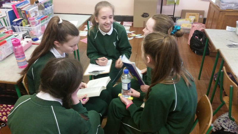 Reading group 1
