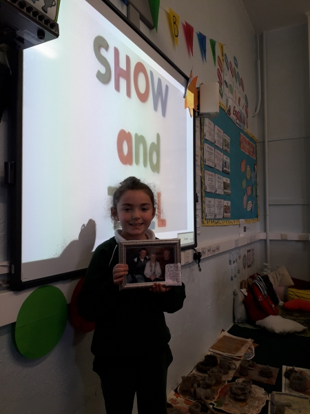Show and Tell 2