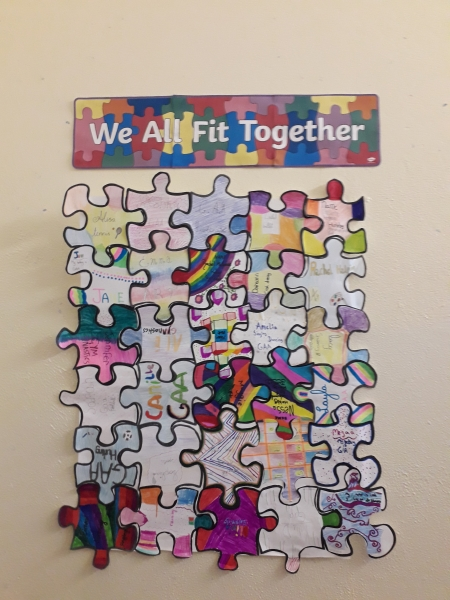 We all fit together